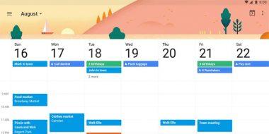 آموزش کامل استفاده از قابلیت تقویم گوگل Google Calendar