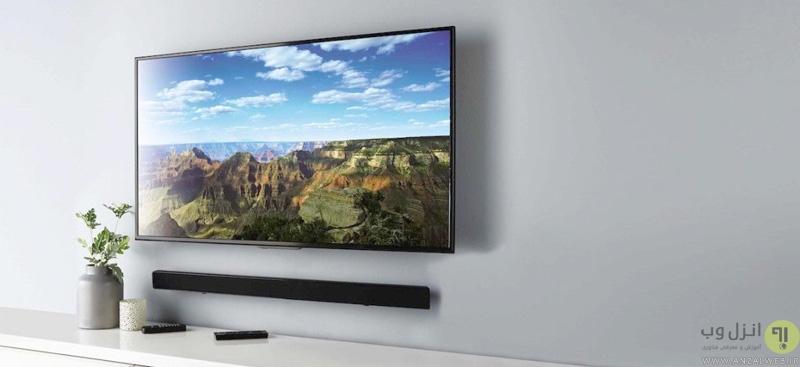راهنمای کامل نحوه اتصال و نصب تلویزیون سونی، ال جی و.. به دیوار