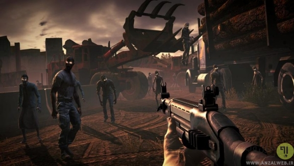 بازی اکشن Into the Dead 2 برای اندروید