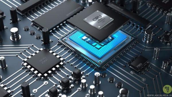 انواع CPU لپ تاپ
