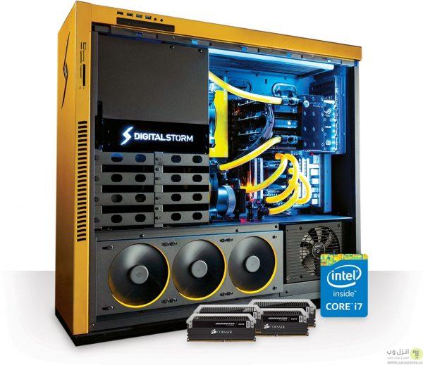 معرفی انواع CPU کامپیوتر