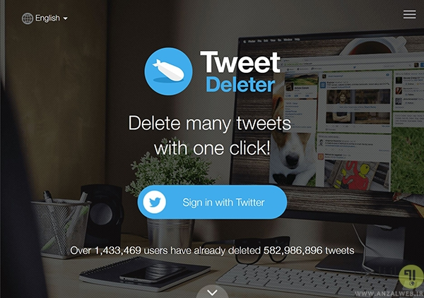 سایر ابزار های حذف توییت های توییتر