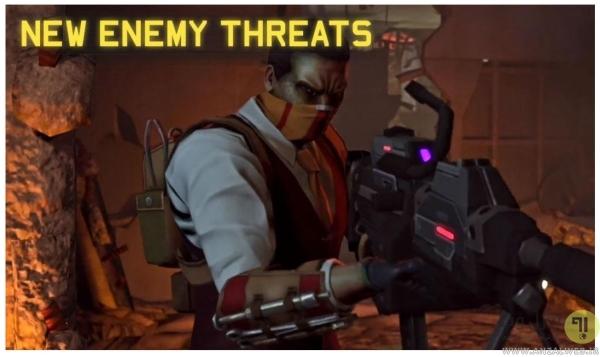 بازی آفلاین XCOM: Enemy Within