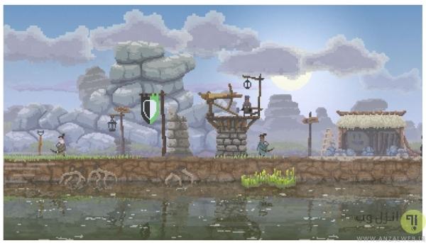 بازی Kingdom: New Lands برای اندروید
