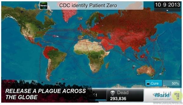 بازی Plague Inc. برای اندروید