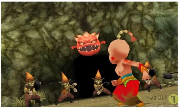 بازی اندروید آفلاین Final Fantasy