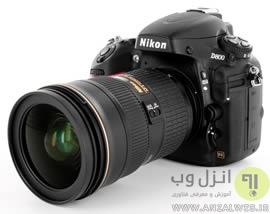 دوربین SLR یا DSLR