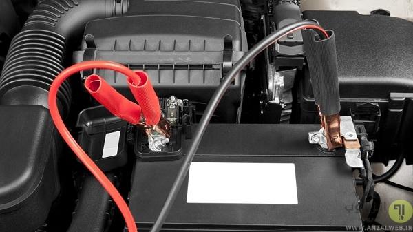 کابل جامپر ابزار لازم برای ماشین تازه و کارکرده
