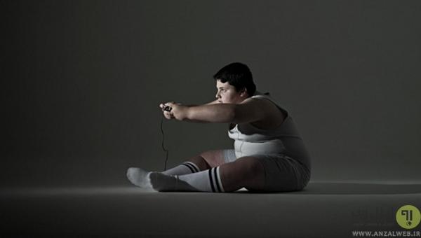 معایب: افزایش چاقی