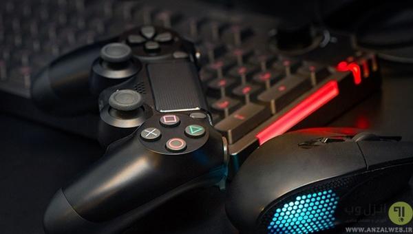 کاهش معایب بازی های ویدیویی