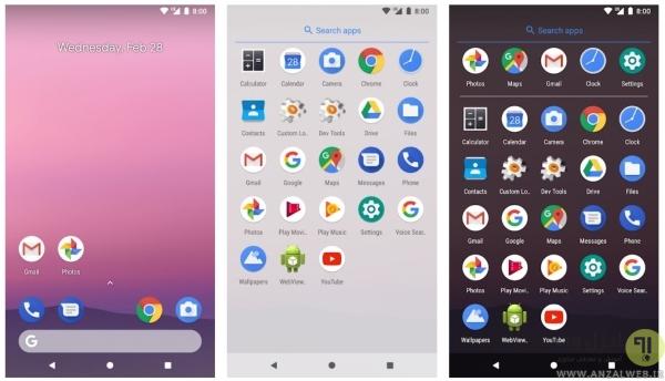 لانچر Lean برای گوشی های هوشمتد