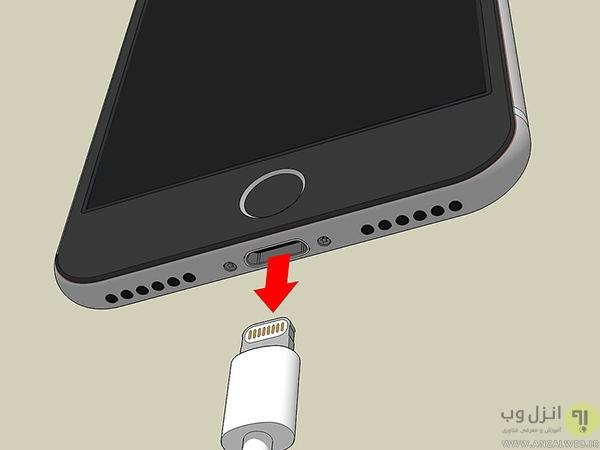 اتصال آیفون به کامپیوتر با WiFi