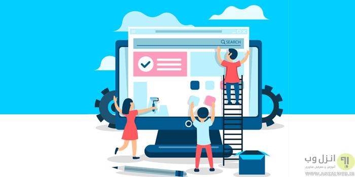 بهترین سایت های دانلود قالب HTML و وردپرس فارسی و انگلیسی رایگان