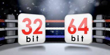 تشخیص ویندوز 32 و 64 بیتی در ویندوز 10