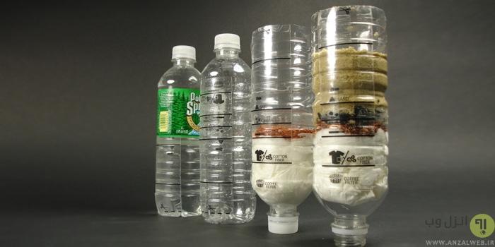 ساخت دستگاه تصفیه آب خانگی