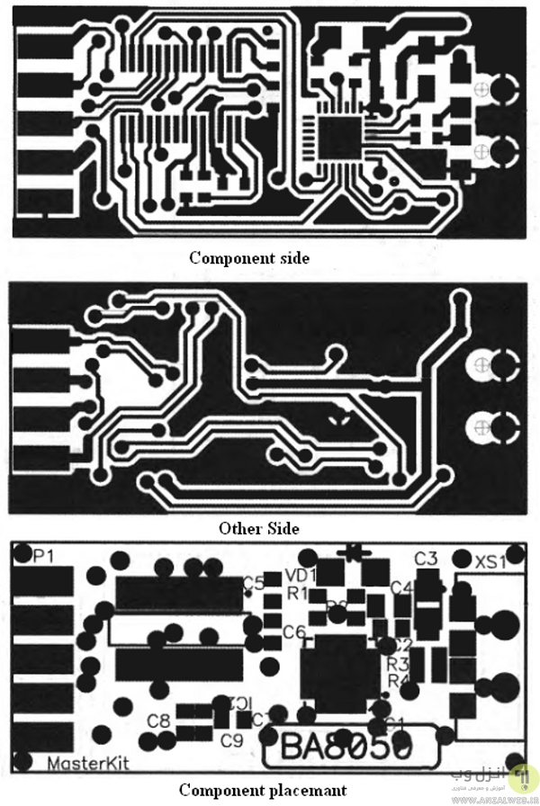 نحوه تبدیل کابل RS232 به USB