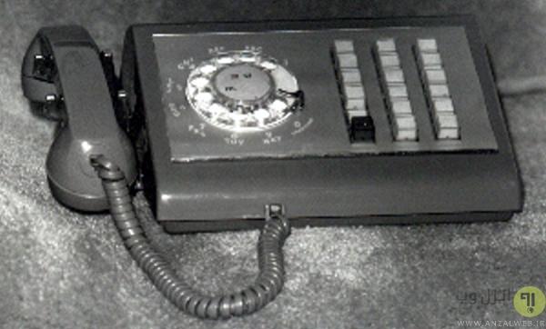 تاریخچه ساخت تلفن سانترال