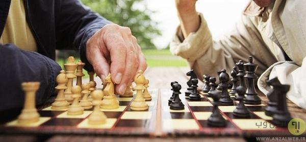 بازی شطرنج آنلاین با دوستان به صورت تک و دو نفره