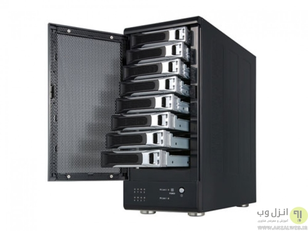 NAS یا Home Server چیست؟