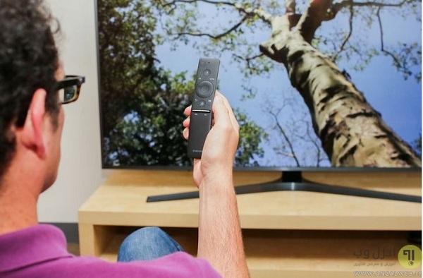 راهنمای خرید تلویزیون ال جی - کنترل ریموت