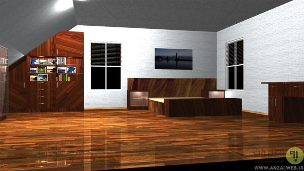 برنامه طراحی داخلی Truncad 3DGenerator