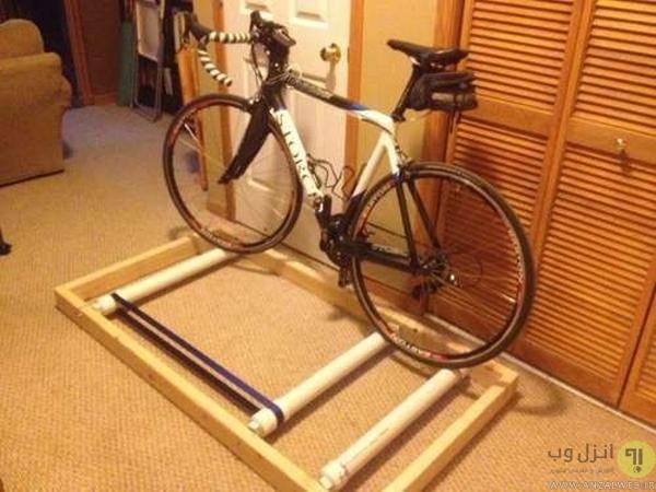 نمونه های دیگر دستگاه دوچرخه ثابت