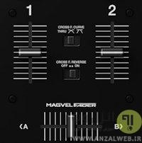 نحوه استفاده از دستگاه دی جی: کنترل های میکس موسیقی