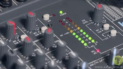 آموزش کار با دی جی کنترلر: چراغ های VU meters
