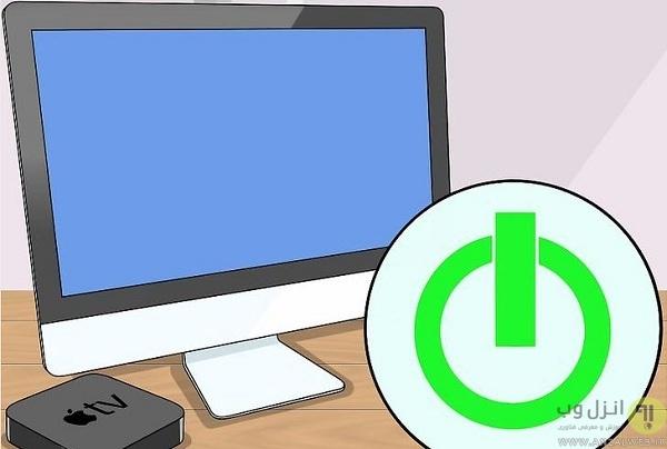اتصال آیفون تصویری به تلویزیون اپل