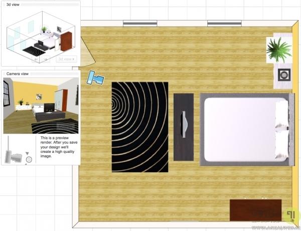 استفاده از Roomstyler 3D Home Planner برای طراحی فضا