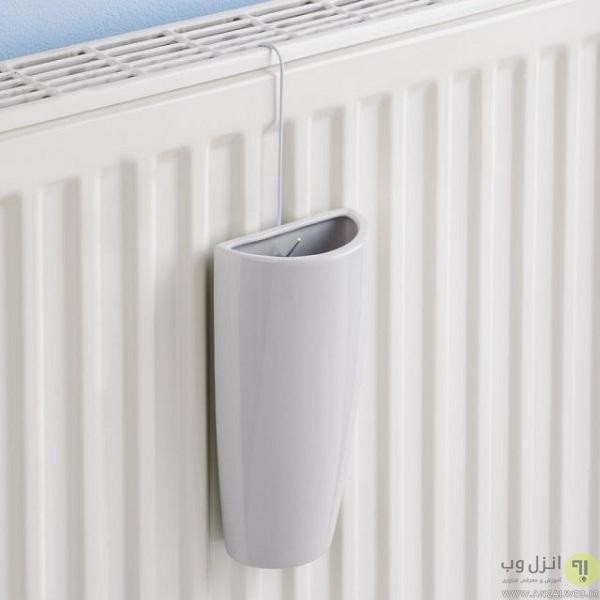 استفاده از دستگاه مرطوب کننده هوا