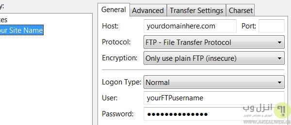 نحوه ایجاد فایل htaccess برای رفع ارور 500