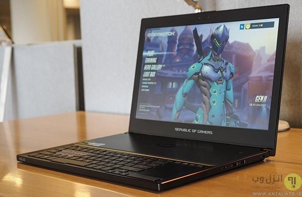 صفحه نمایش مناسب لپ تاپ گیمینگ