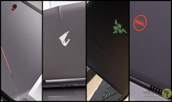 برند مناسب لپ تاپ های گیمینگ