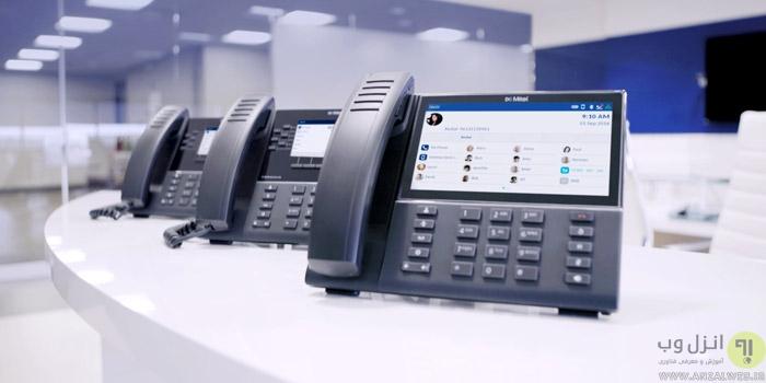 تلفن سانترال چیست؟ آموزش تصویری نصب تلفن سانترال