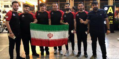 حضور تیم زولای ایران در مسابقات جهانی