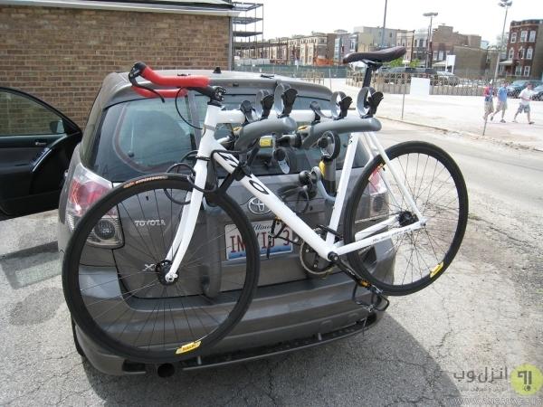 دوچرخه بند عقب ماشین (Trunk Rack)