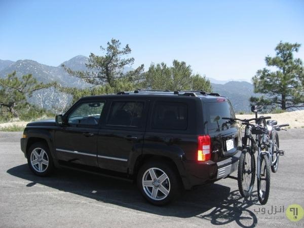 دوچرخه بند مستقل از ماشین (Hitch Rack)
