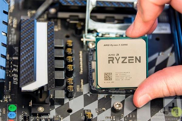 مقایسه پردازنده های AMD و اینتل از لحاظ تعداد هسته