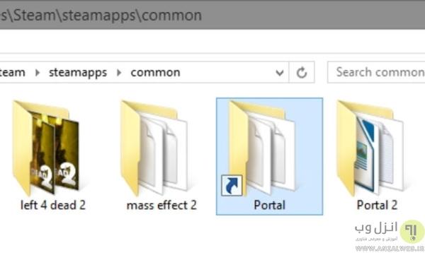 استفاده از لینک های نمادین برای ترکیب دو پارتیشن هارد دیسک