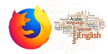 آموزش 4 روش رفع مشکل و تغییر زبان فایرفاکس در ویندوز کامپیوتر