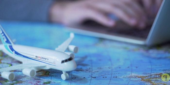 راهنما کامل برای خرید بلیط هواپیما آنلاین داخلی و خارجی ارزان قیمت