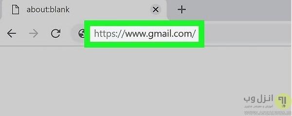 نحوه تغییر رمز جیمیل در ویندوز