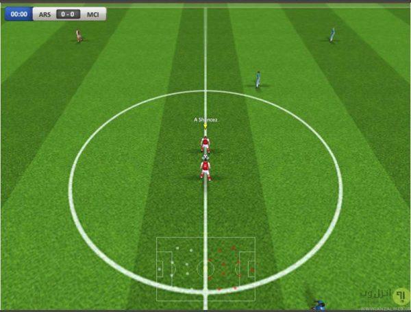فوتبال آنلاین England Soccer League