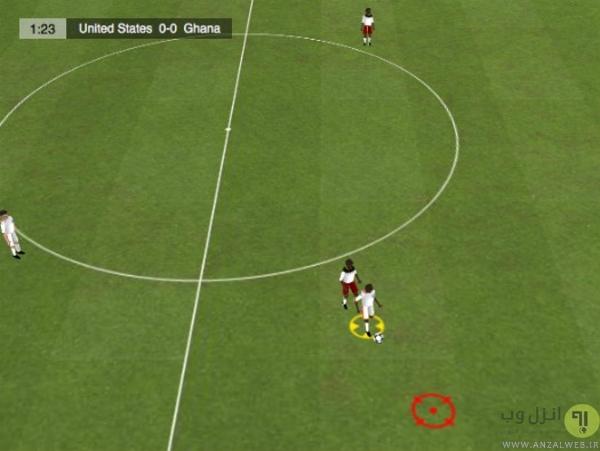 SpeedPlay World Soccer 3 بازی آنلاین فوتبالی