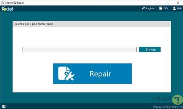 تعمیر فایل های آسیب دیده بعد از نمایش خطای Not Enough Memory فتوشاپ