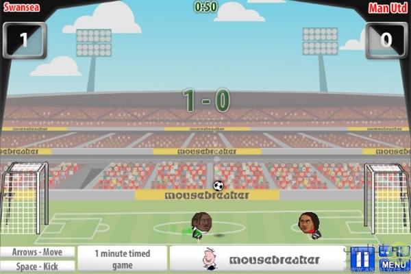بازی Sports Heads