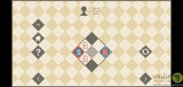 شطرنج برای گوشی اندروید Knights