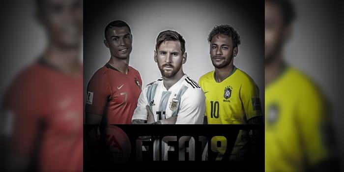 فروش بازی fifa 2019