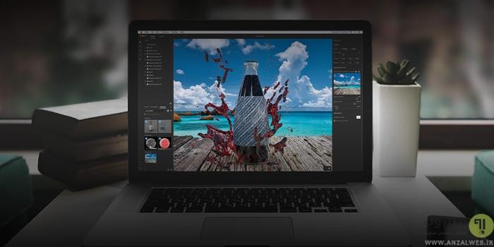 آموزش قدم به قدم تصویری طراحی و ساخت پوستر در فتوشاپ